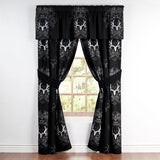 Bone Collector Black Valance - Back40Trading2