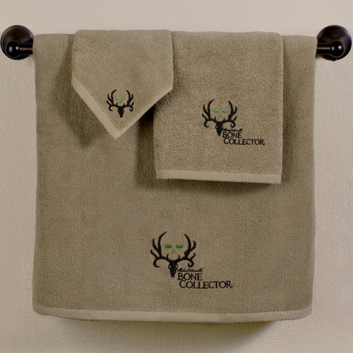 Bone Collector Bath Products Wash Cloth - Back40Trading2