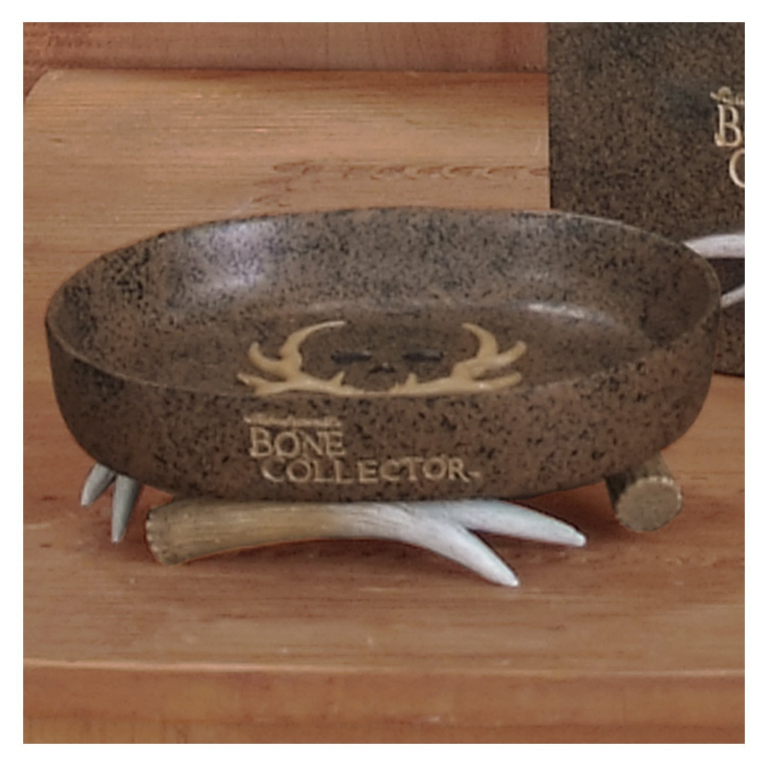 Bone Collector Bath Soap Dish - Back40Trading2