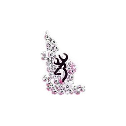 Browning Decal, 5 inch Bouquet 3922090551 - Back40Trading2