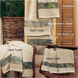 Camouflage Towel - New Breakup - Bath Towel - Back40Trading2