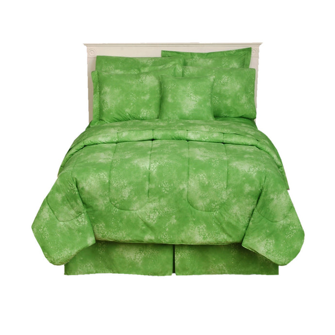 Lime Comforter Only Twin - Back40Trading2