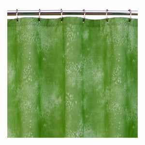 Lime Shower Curtain - Back40Trading2