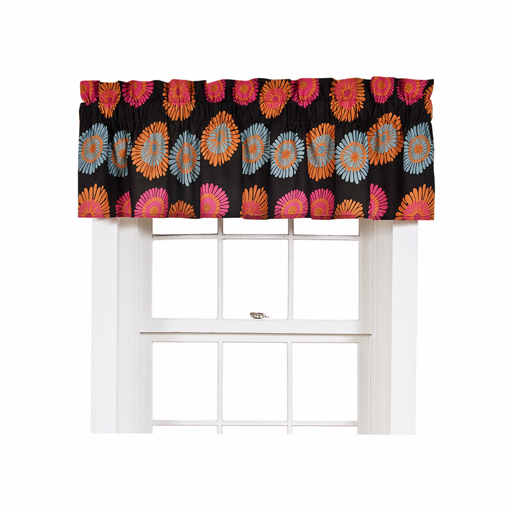Flower Fantasy Valance - Back40Trading2