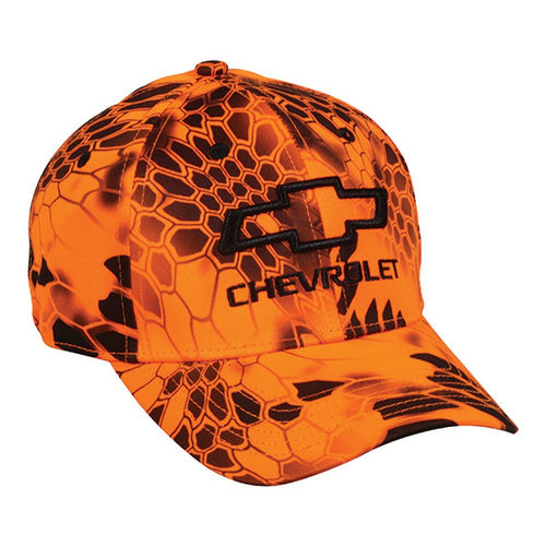 Chevrolet® Kryptek® Inferno™ Moisture Wicking Hat - Back40Trading2