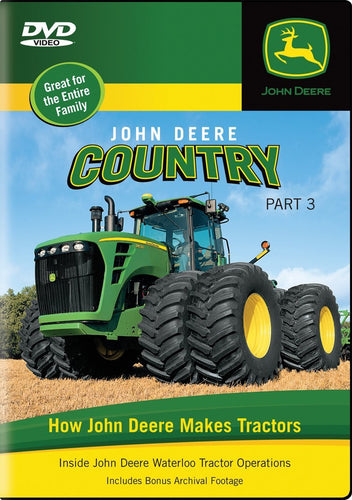 John Deere Country, Part Three: How John Deere Makes Tractors - Back40Trading2