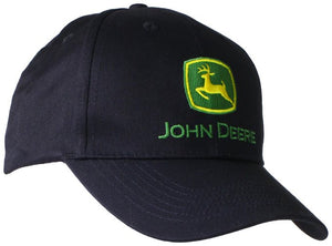 John Deere Men's Trademark Logo Core Baseball Cap - Back40Trading2  - 1
