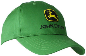 John Deere Men's Trademark Logo Core Baseball Cap - Back40Trading2  - 2