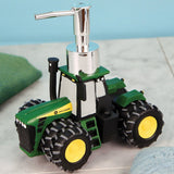 John Deere Tractor Shaped Soap or Lotion Dispenser - Back40Trading2