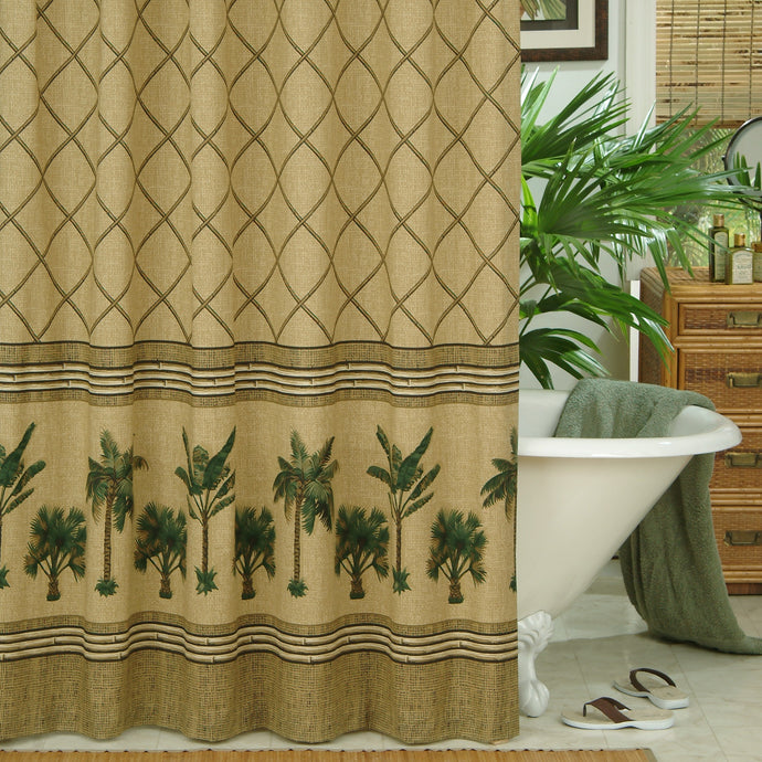 Kona Shower Curtain - Back40Trading2
