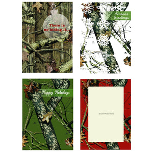 Boxed Greeting Cards, Mossy Oak, 12ct - Back40Trading2