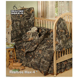 Max 4 Crib Sheet and Pillowcase - Back40Trading2