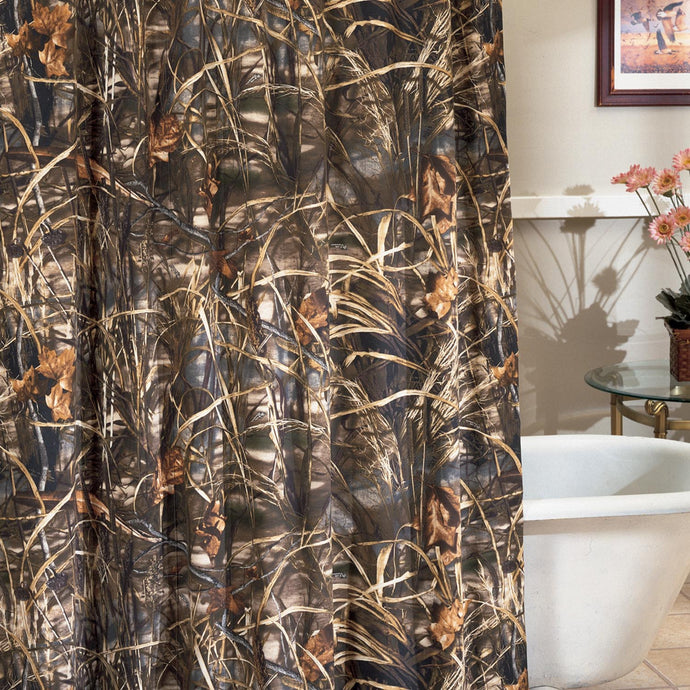 Max 4 Shower Curtain - Back40Trading2