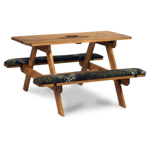 Mossy Oak Break-Up Picnic Table - Back40Trading2  - 1