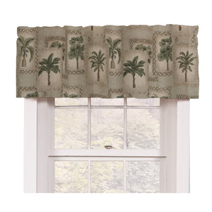 Palm Grove Valance - Back40Trading2