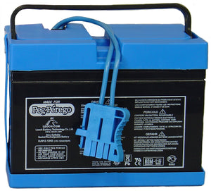 Peg Perego Battery 12 Volt (Drop Ship Pack) - Back40Trading2