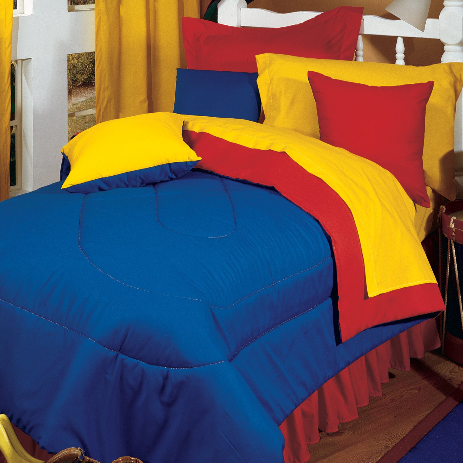 Yellow Comforter Only Twin - Back40Trading2