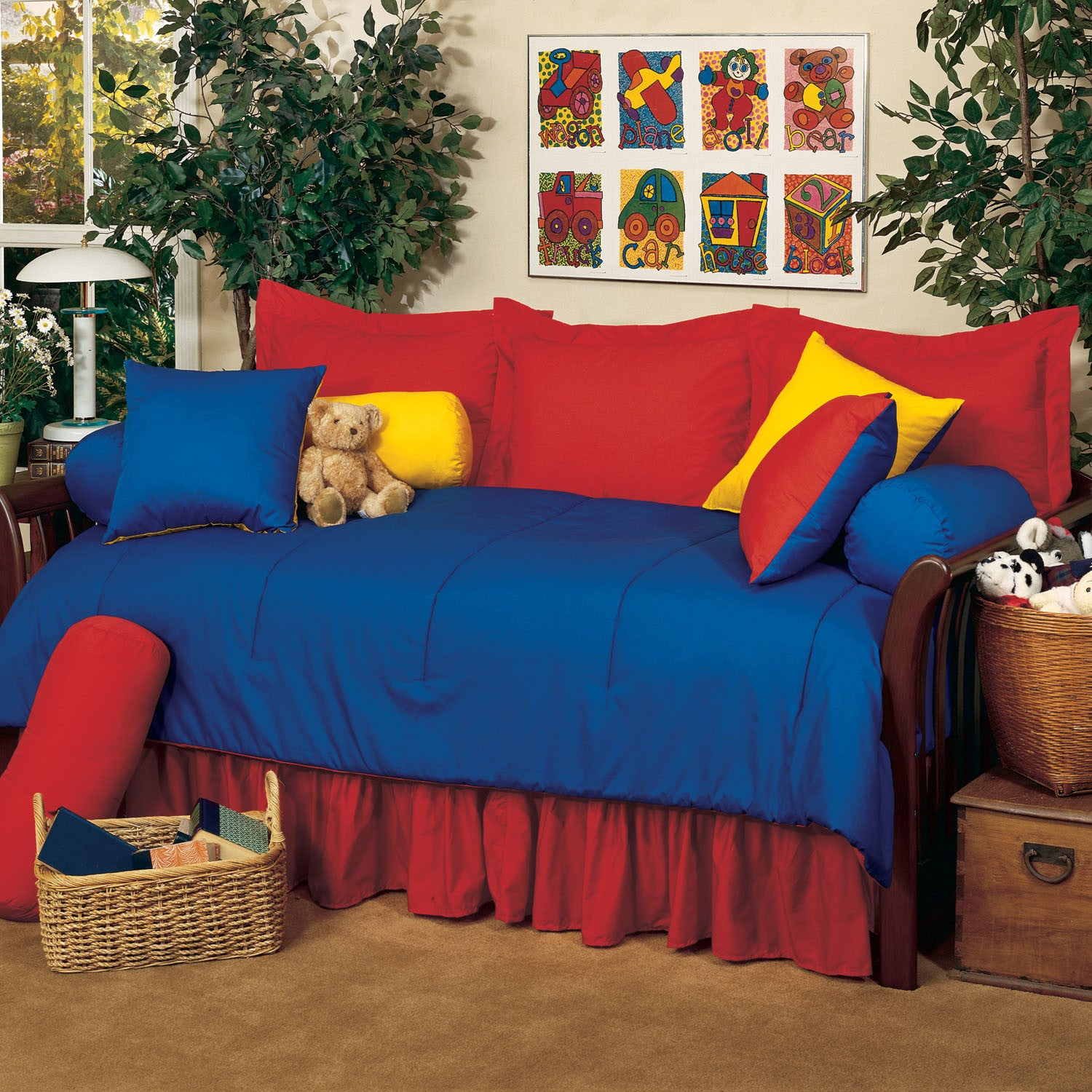 Yellow Daybed Set - Back40Trading2