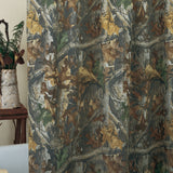 Timber Shower Curtain - Back40Trading2