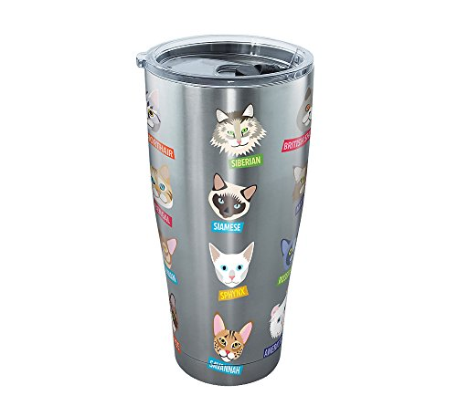 Tervis Stainless Steel Cats Print 30-oz. Tumbler