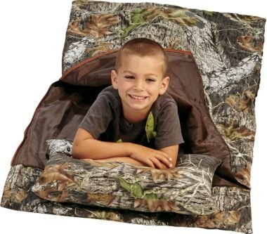 Birchwood Trading Mossy Oak Slumber Bag