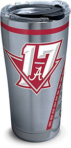 Tervis 1290462 Tumbler, 20 oz, Stainless Steel- Back40Trading2
