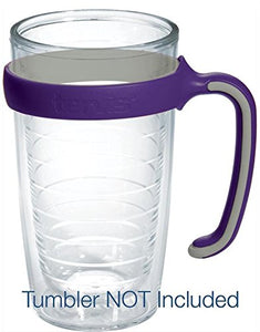 Tervis Tumbler Royal Purple Handle Accessory for 16oz Tervis Drinkwear- back40trading2