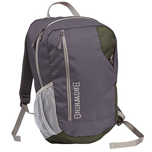 Browning Buck1500 Day Pack-Gray