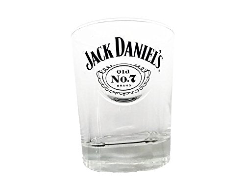 Jack Daniel's 10 Ounce Swing Logo Glass