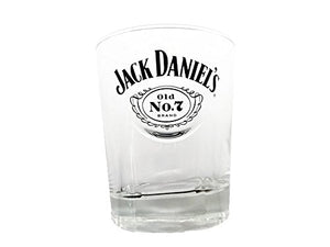 Jack Daniel's 10 Ounce Swing Logo Glass- back40trading2