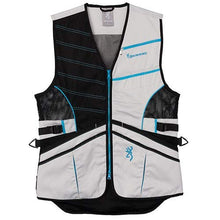 Browning Ace Shooting Vest for Her-Teal