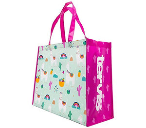 Reusable Tervis Tumbler Llama Shopping Bag