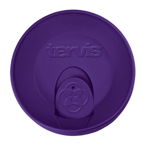 Tervis 24 oz. Royal Purple Travel Lid No Size- back40trading2