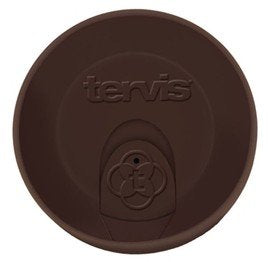 Tervis 16oz Travel Lid Brown