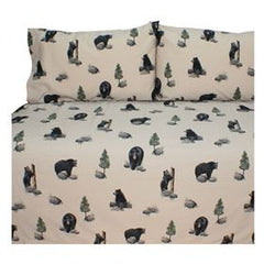 The Bears Sheet Set  Full - Back40Trading2