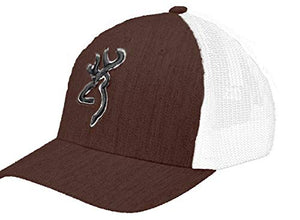 Browning Gameday Meshback Cap (Brown)