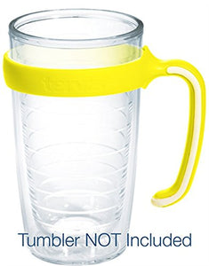 Tervis Tumbler Neon Yellow Handle Accessory 16oz- Back40Trading2