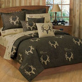 Bone Collector Comforter/Sham Set  Full - Back40Trading2