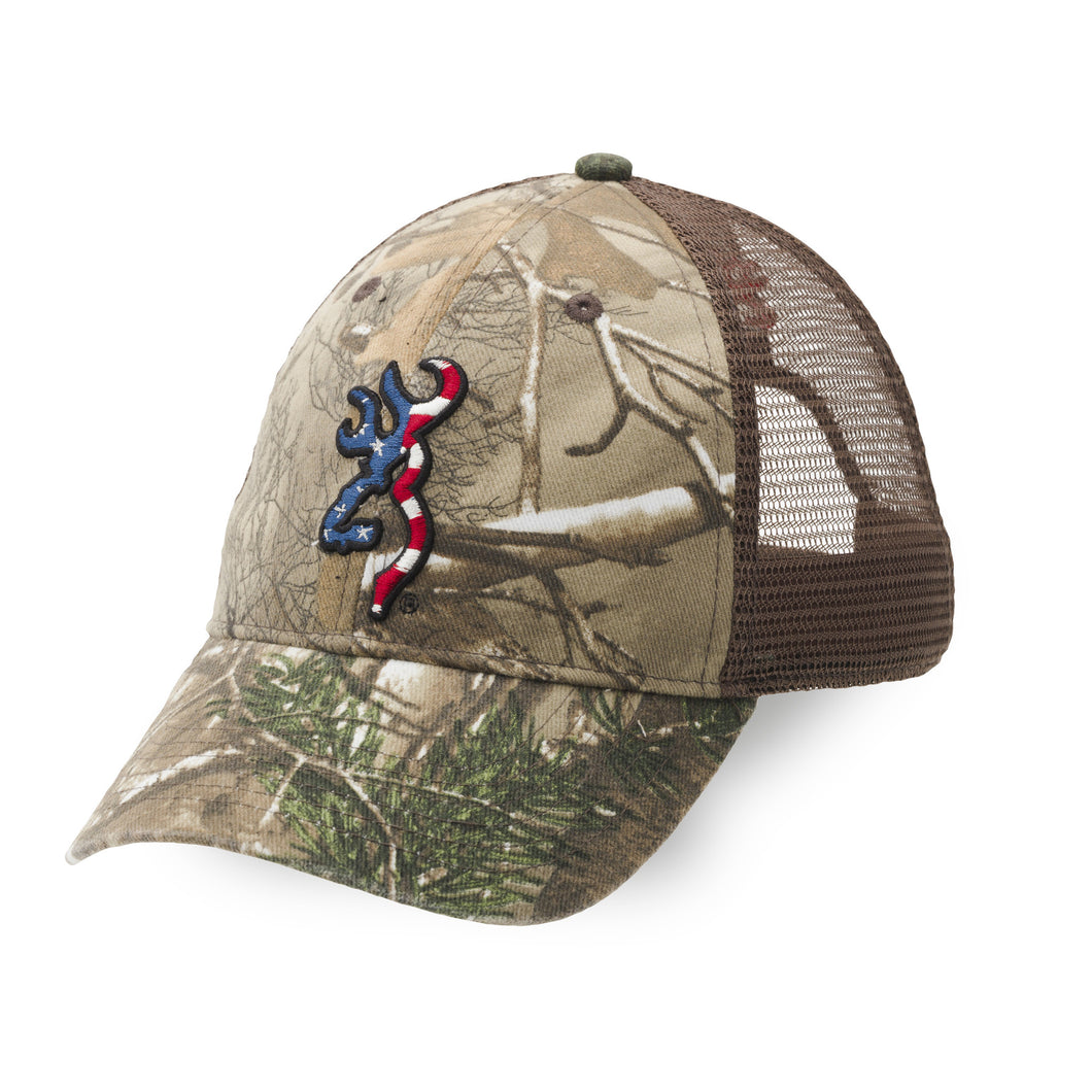 Browning CAP,PATRIOT RTX MESH BACK - Back40Trading2
