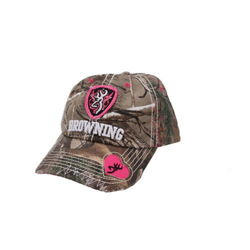 Browning Ladies Sweetheart Cap - Back40Trading2