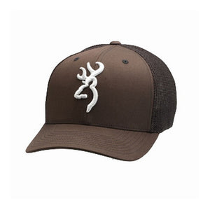 Browning Colstrip Flex Fit Cap Small/Medium - Back40Trading2