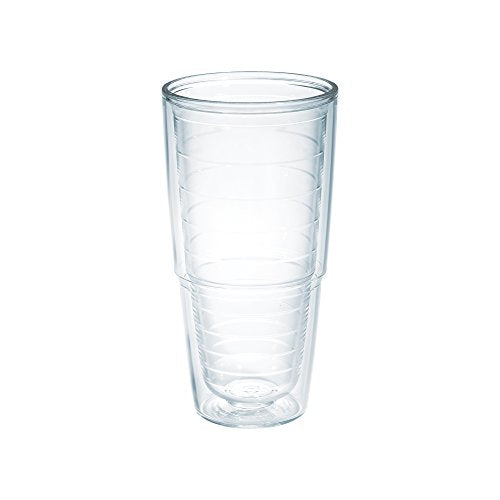 Tervis 24 oz. Big T Clear Tumbler- back40trading2