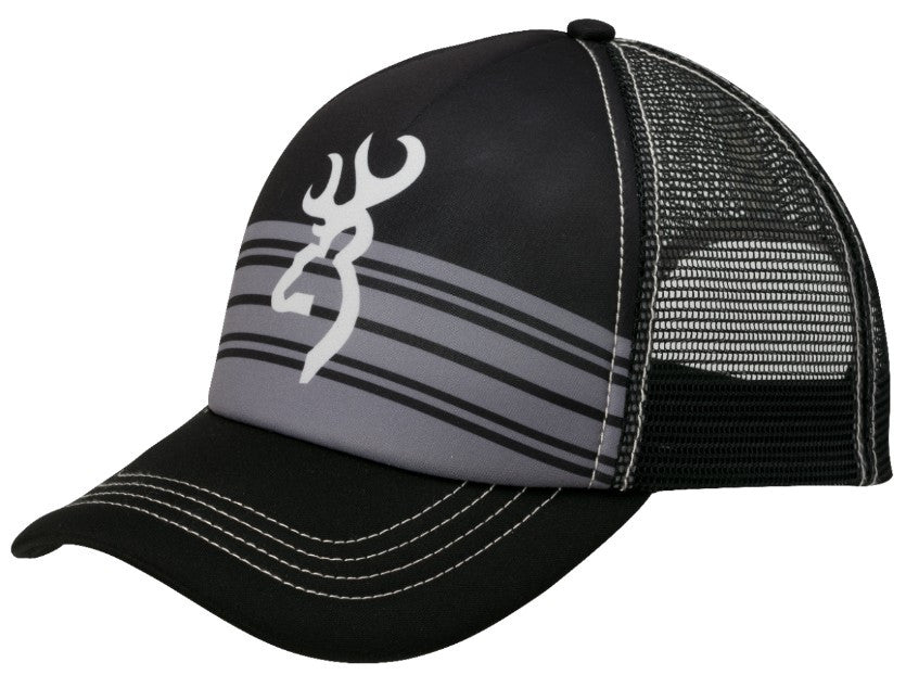 Browning Cruiser Hat in Black and Gray