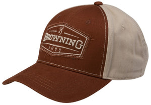 Browning Atlus Hat, Brick -back40trading2