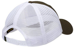 Browning Dry Creek Mesh Hat, Loden -back40trading2 - 2