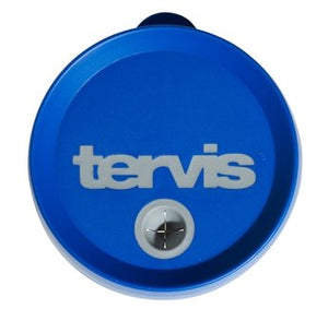 Tervis Tumbler Royal Blue with Gray Straw Lid 24oz