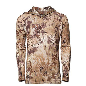 Kryptek Cronos Camo Hunting Hoodie (Fleece Collection)