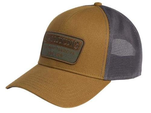 Browning Cap, Best Patch Moss