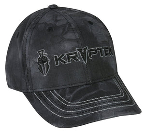 Kryptek Highlander Adjustable Closure Hat- Typhon- back40trading2