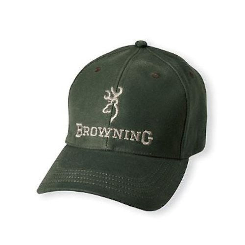 Browning Dura-Wax Cap - Back40Trading2 - 1